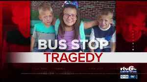 Trial begins for woman charged in bus stop deaths [Video]