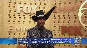 Pittsburgh Native Billy Porter To Play Cinderella's Fairy Godmother [Video]