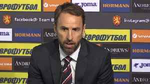 Gareth Southgate praises England's players in face of racial abuse [Video]