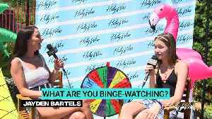 Jayden Bartels Says Zendaya Is Her Celebrity Crush And Teases New DANCE Show! [Video]
