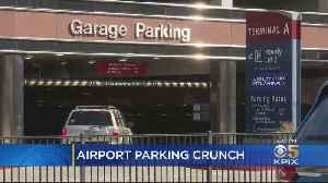 Parking Spots Disappear At Mineta San Jose International Airport [Video]