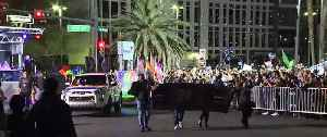 Police believe man possibly ran over by PRIDE parade float [Video]