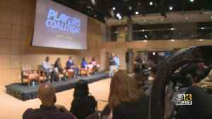 Ravens Players, Community Leaders Tackle Policing Issues In Baltimore [Video]