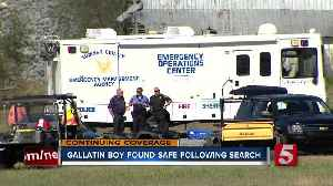 First responders find missing boy with autism [Video]