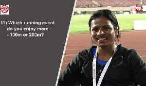 Questionable Questions EP 11 - Dutee Chand [Video]