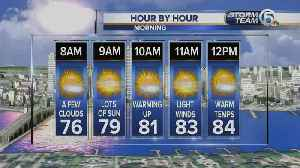 South Florida Tuesday morning forecast (10/15/19) [Video]