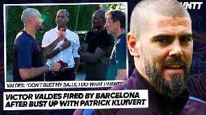 BARCELONA CLUB LEGEND SACKED FOR SHOCKING BEHAVIOUR! | #WNTT [Video]