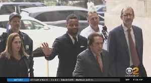 Cuba Gooding Jr. Faces Arraignment Today [Video]