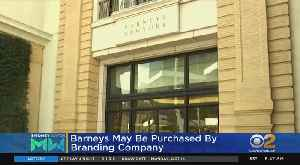 What's Next For Barneys? [Video]