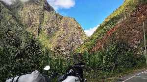 Riding An Indian Scout Sixty Into The Heart Of The Incas [Video]