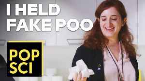 The Top-Secret Research (and Fake Poop) Behind Every Roll of Toilet Paper [Video]