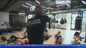 Floyd Mayweather Opens Gym In Beverly Grove [Video]