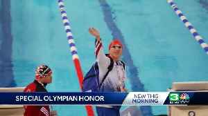 NorCal silver medalist gets new invitation to spread key message [Video]
