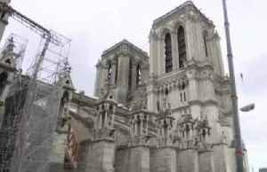 Slow progress for Notre-Dame, months after fire [Video]