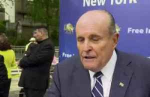 Exclusive: Giuliani was paid $500K by indicted associate's firm [Video]