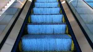 You're Probably Riding Escalators Incorrectly, According To Escalator Manufacturers [Video]
