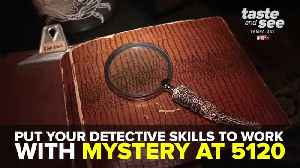 Put your detective skills to work with Mystery at 5120 | Taste and See Tampa Bay [Video]