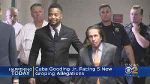 Cuba Gooding Jr. Back In Court As More Accusers Come Forward [Video]