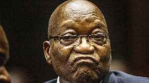 News video: Delay in ex-South African leader's case as appeal planned