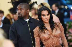News video: Kanye West Thought Kim Kardashian's Met Gala Outfit Was 'Too Sexy'