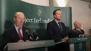 Leo Varadkar says pathway to Brexit deal is not without hurdles [Video]
