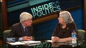 Inside Politics: Linda Peek Schacht Talks About President Jimmy Carter P.2 [Video]