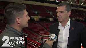 1-on-1 with Terps Head Coach Mark Turgeon [Video]