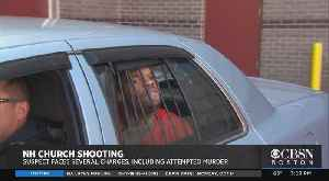 Accused Wedding Shooter Dale Holloway Outside Court: 'My Father Was Murdered' [Video]