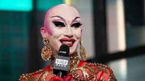 Sasha Velour Believes Drag Shouldn't Only Be A Platform For Cis Men [Video]