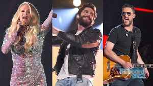 Carrie Underwood, Thomas Rhett & More Set to Perform at Stagecoach 2020 | Billboard News [Video]