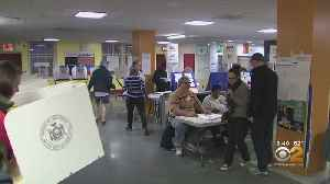 News video: New York's Early Voting Plan Brings Concerns For Schools