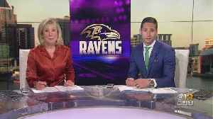Ravens Acquire CB Marcus Peters In Trade With Rams [Video]