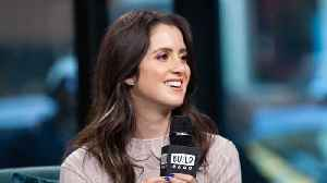 """Laura Marano & Gregg Sulkin Were Fans Of Each Other Before """"A Cinderella Story: Christmas Wish"""" [Video]"""