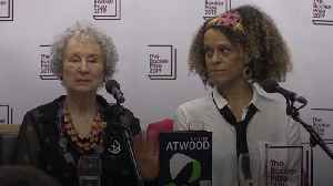 Margaret Atwood: Booker Prize will be irrelevant if we don't save the planet [Video]