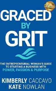 Meet Kimberly Caccavo, Co-Author of 'Graced by Grit' [Video]