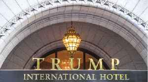 U.S. Appeals Court To Revisit Trump's Hotel 'Emoluments' Case [Video]