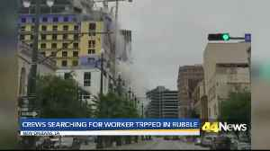 Recovery Efforts Continue for Missing Worker in New Orleans Hard Rock Collapse [Video]