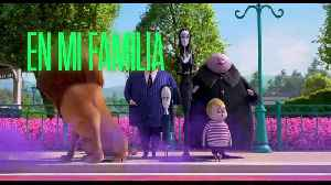 The Addams Family Movie - Lyric Video - Mi Familia [Video]