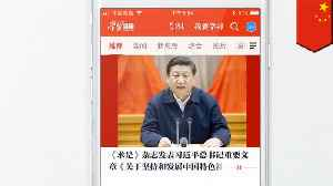 Chinese propaganda app on Xi harvests data from users' phones [Video]