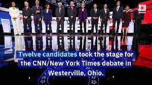 Third Democratic Debate: Best Moments [Video]