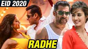 Salman Khan To ROMANCE Disha Patani AGAIN In Radhe Movie | EID 2020 [Video]