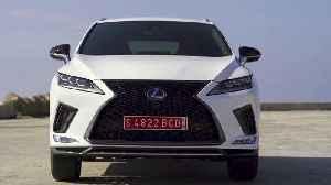 Lexus RX450h F Sport Design in White [Video]