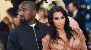 Kanye West thought Kim Kardashian's Met Gala outfit Was 'too sexy' [Video]