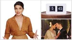 Everything Priyanka Chopra Does in a Day [Video]