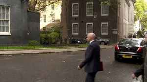 News video: Cabinet arrives at Number 10 for Brexit update