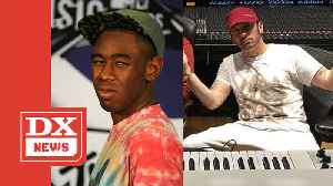 Tyler, The Creator Says Eminem Picks The 'Worst Beats Ever' [Video]