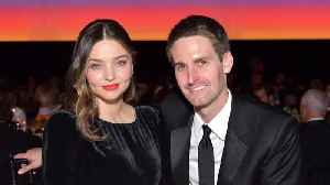 Snap CEO Evan Spiegel And Miranda Kerr Expect Second Child Together [Video]