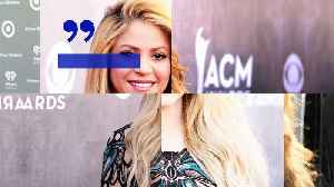 Shakira Will Perform at Next Year's Super Bowl On Her Birthday [Video]