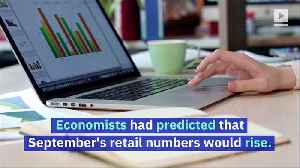 Declining US Retail Sales Stoke Fears About Economy [Video]