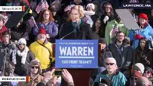 Elizabeth Warren Deletes Tweet About DNA Test And Native American Ancestry [Video]